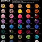 Merino Sliver Colours