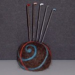 felting needles - $4